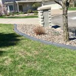 Decorative Edging, Holmen, Concrete